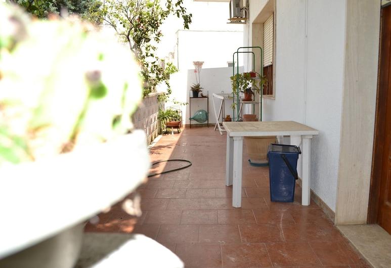梅洛格拉諾民宿, 蒙泰薩諾薩倫蒂諾, 陽台