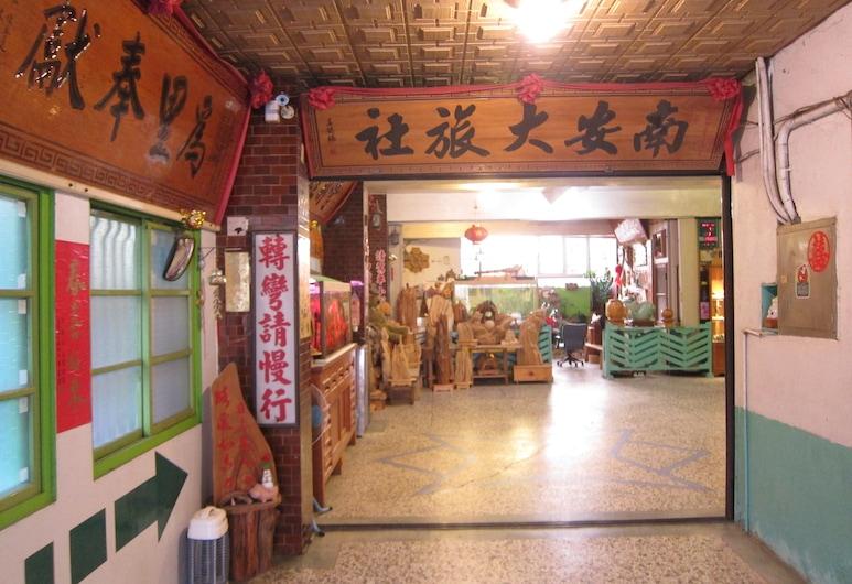 Nan An Hotel, Tainan