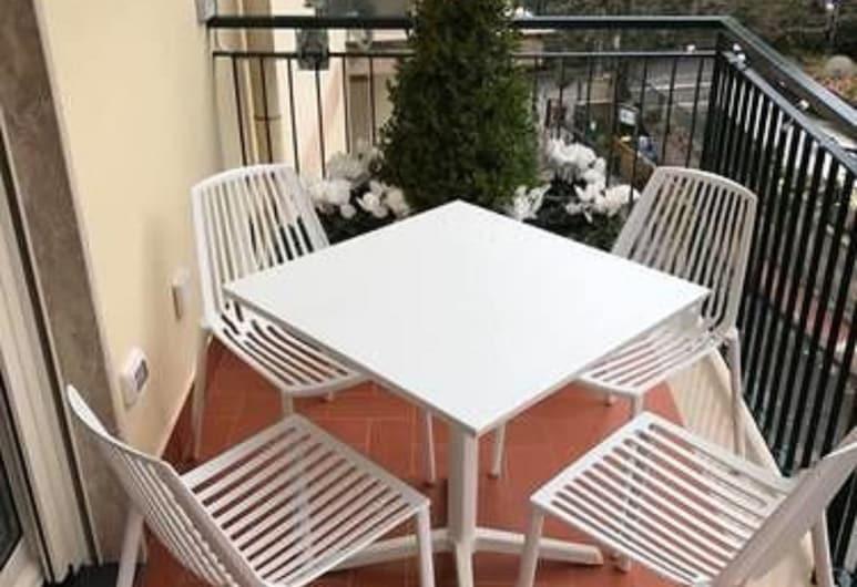 Al Parco Primavera, Sorrent, Deluxe-Doppel- oder -Zweibettzimmer, Balkon