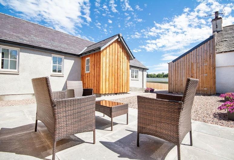 Dell View Cottage, Inverness, Balkon
