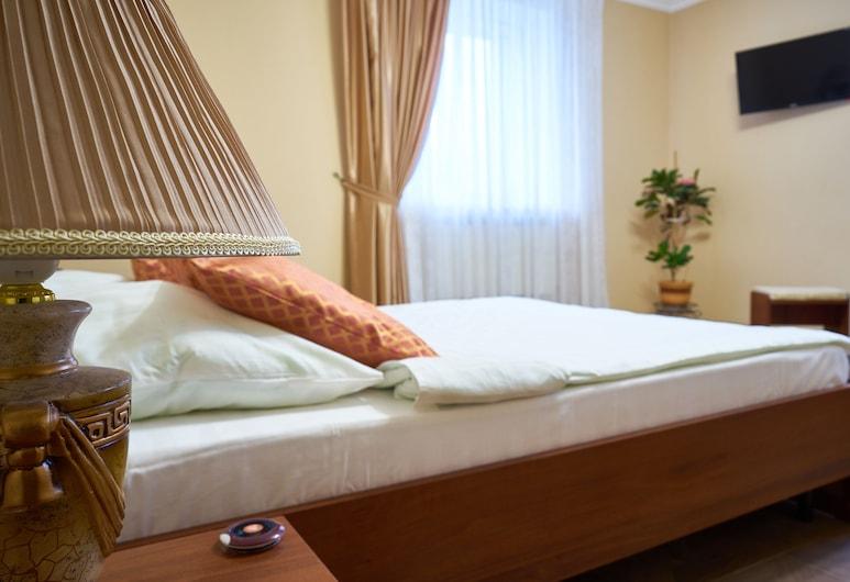Hotel Extra, טומסק, חדר סטנדרט זוגי, חדר אורחים