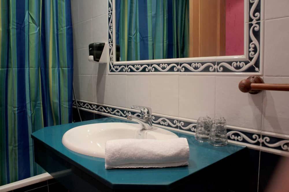 Penthouse, 1 Bedroom - Bilik mandi