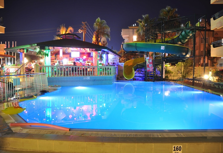 Maxwell Holiday Club - Adults Only, Marmaris, Basen