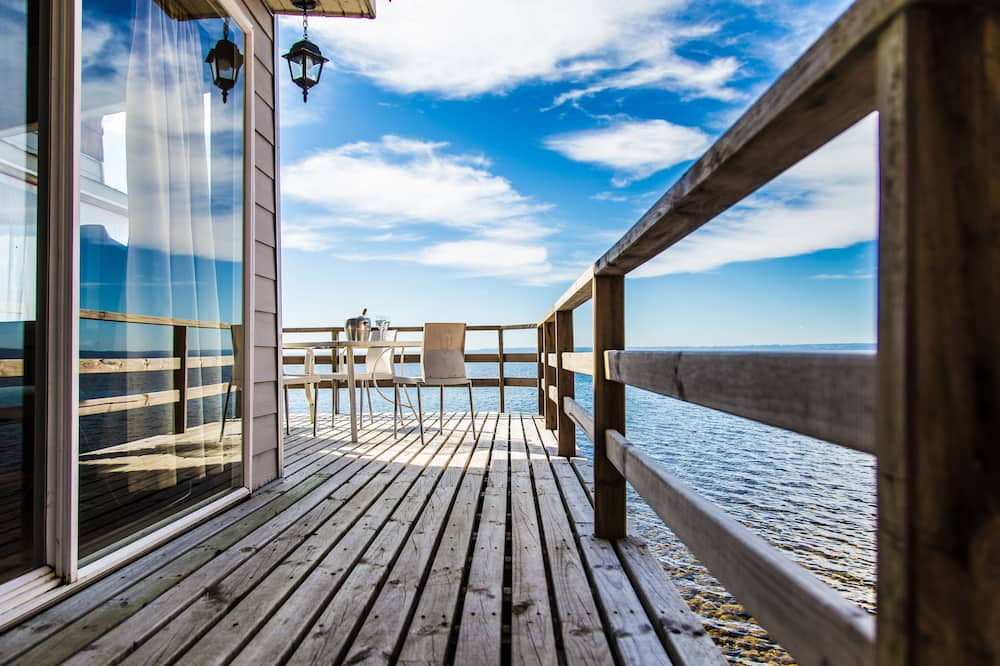 Family Cabin, Lake View (Palafito) - Terrace/Patio