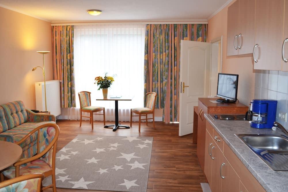 Апартаменты - Мини-кухня в номере