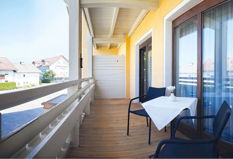 Im Gewölbe, Bad Fuessing, Standard Double Room, Balkoni