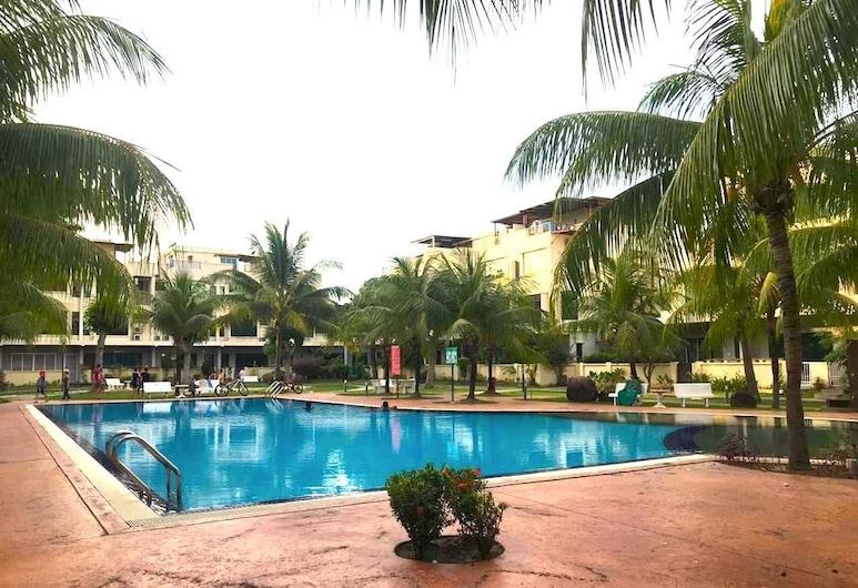 Palm Villas, Butterworth, Outdoor Pool