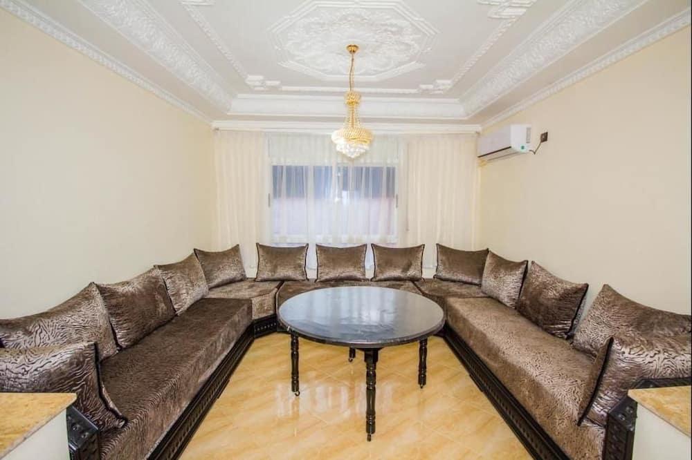 דירה משפחתית, 2 חדרי שינה, ללא עישון - אזור מגורים