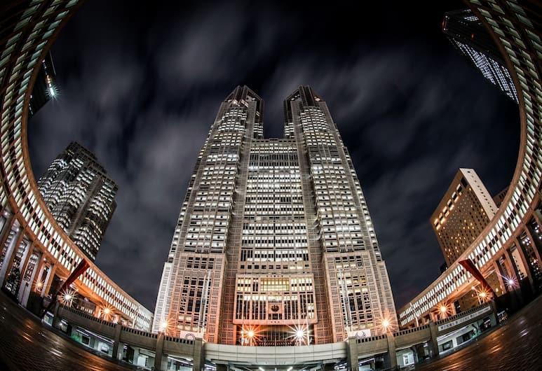 Hotel Blue Empire in Shinjuku, Tokyo