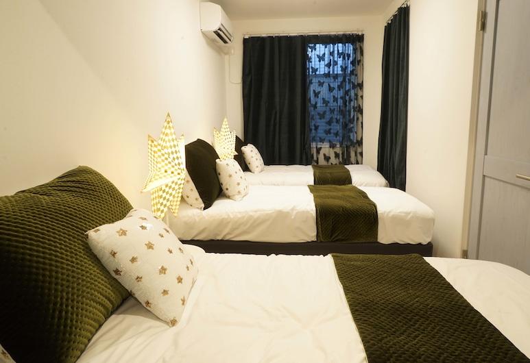 호텔 블루 엠파이어 인 신주쿠, 도쿄, 패밀리룸, 객실