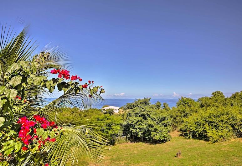 St Croix Home w/ Caribbean Views - 1 Mile to Beach, Kingshila, Naktsmītnes teritorija