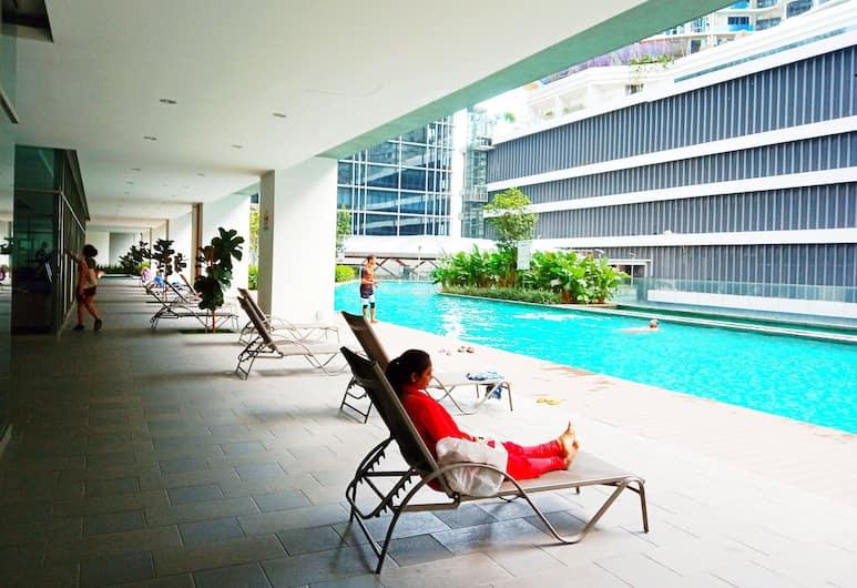 KL Gateway Residence by Evo Space, Kuala Lumpur, Kolam Renang Luar Ruangan