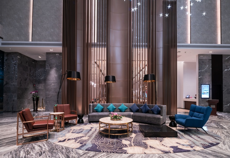 Grand Skylight International Hotel Blog Baoan Shenzhen (New Int'l Exhibition Center) , Shenzhen, Lobby Sitting Area