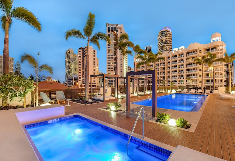 Qube Broadbeach, Broadbeach, Spa