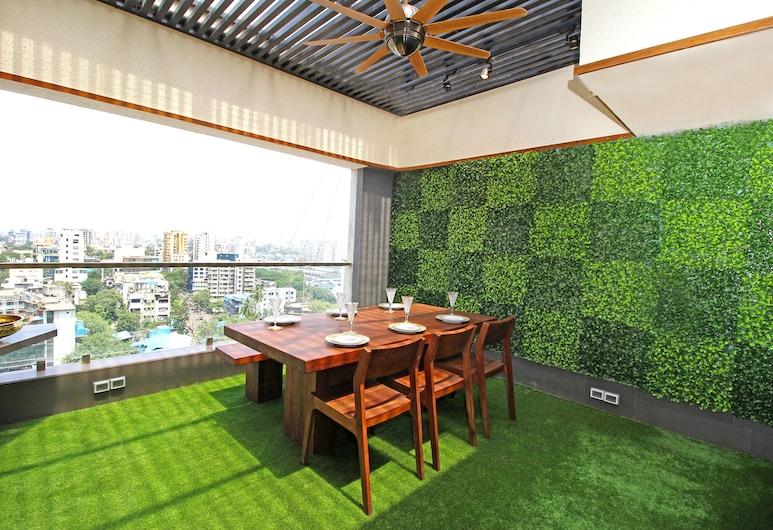 Theory9 Premium Serviced Apartments , Mumbai, Apartment, 6 Bedrooms, Terrace/Patio