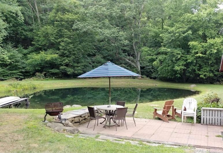 Jewell_hollow_homestead, Luray, Terrasse/Patio