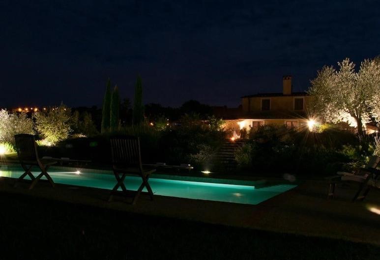 Verdidea - VILLA AMATO, San Casciano dei Bagni, Alberca al aire libre