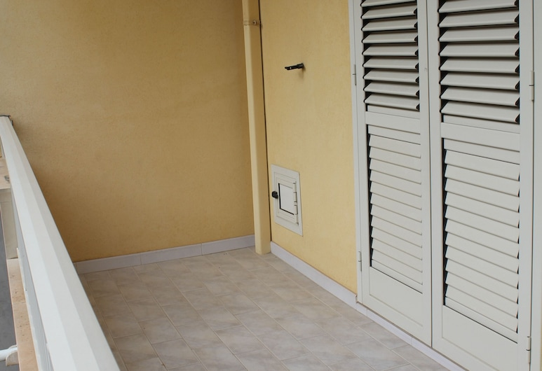 B&B Garden House, Pozzallo, Habitación estándar, Balcón