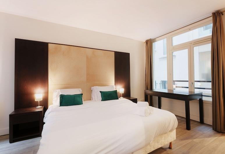 파크 몽소 - 쿠르셀 아파트먼트, 파리, 시티 아파트 ((56) Daru 3ème étage), 객실