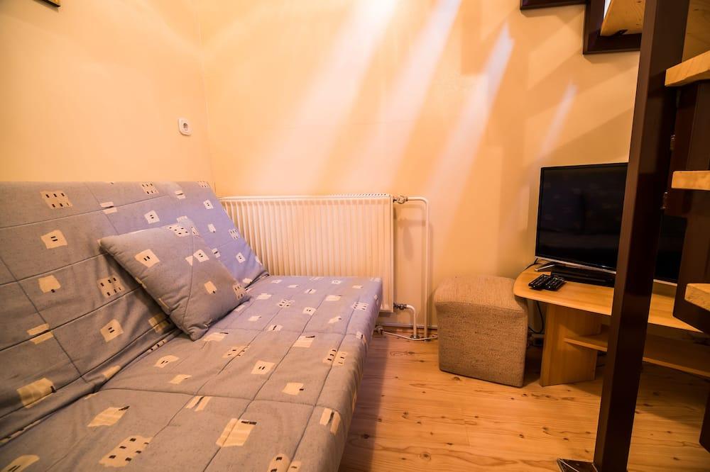Family Duplex, Balcony - Living Area