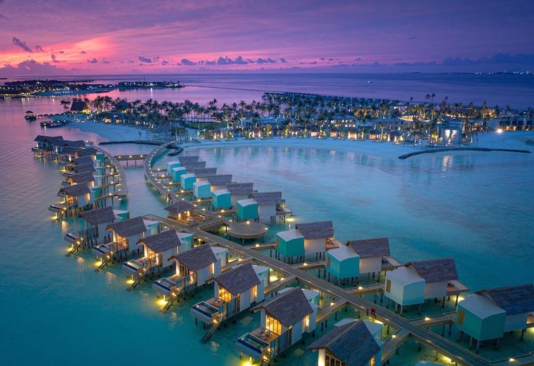 Hard Rock Hotel Maldives, Emboodhoo Lagoon, Panoraminis vaizdas