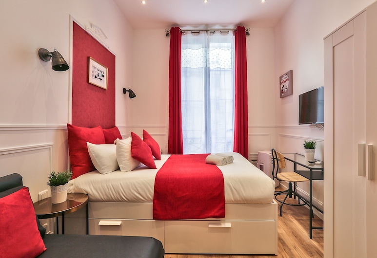 72 - Mermoz Mickey Mouse, Paris, Apartment, 3 Bedrooms, Room