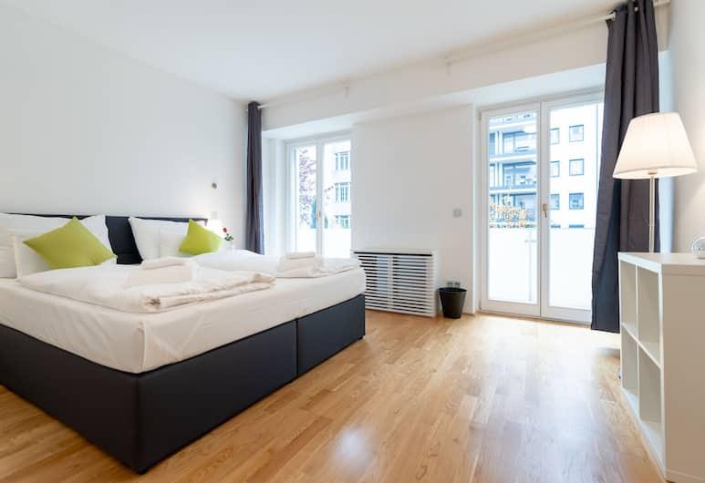Apartments Wien - Schwarzenbergplatz, Vienna, Comfort Apartment, 3 Bedrooms, 3 Bathrooms, Room