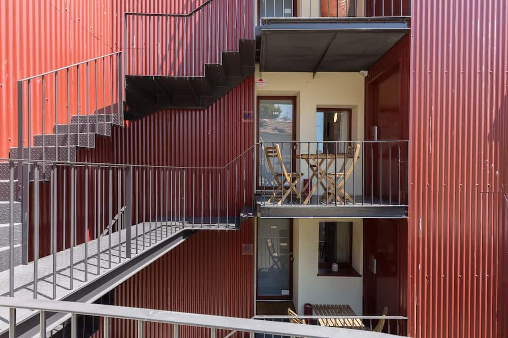 Appartement, 1 slaapkamer (Second Floor) - Balkon
