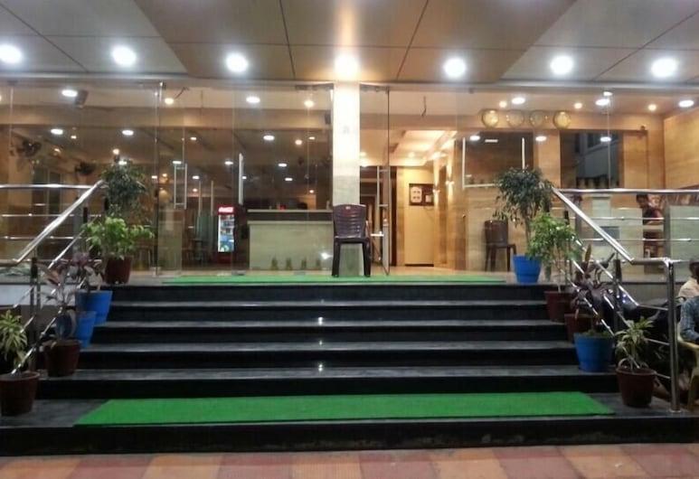 Hotel Jaipur Palace, Visakhapatnam, Entrée de l'hôtel