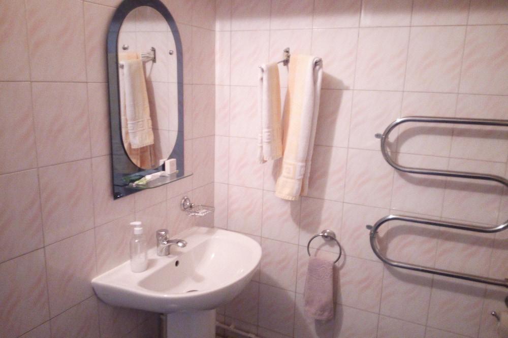 Superior-værelse med dobbeltseng eller 2 enkeltsenge - ikke-ryger - Badeværelse