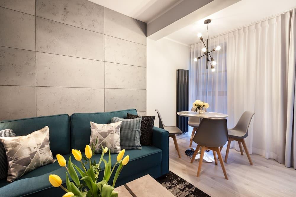 Appartement Supérieur - Coin séjour