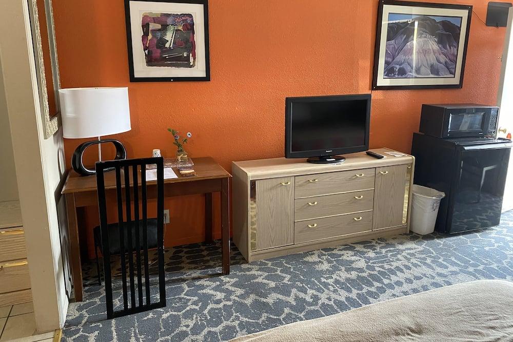 Chambre Double Standard, 2 grands lits - Coin séjour