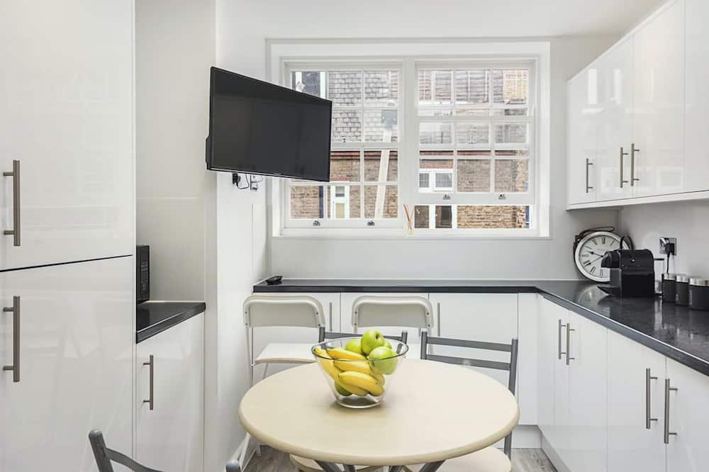 Huoneisto, 1 makuuhuone - Jaettu keittiö