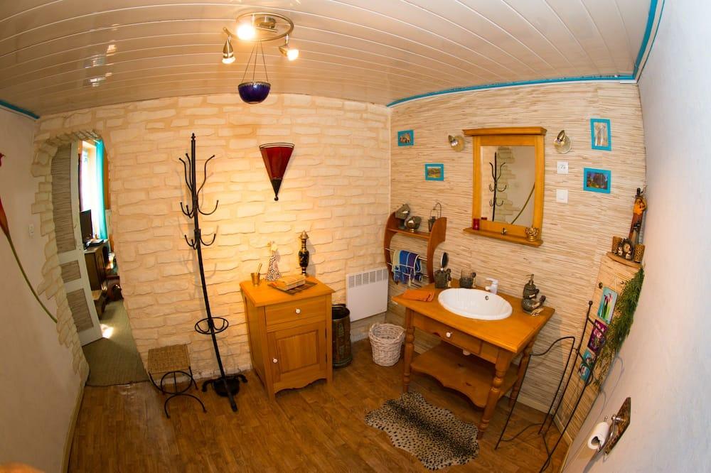 Dvoulůžkový pokoj (L'Orientale) - Koupelna