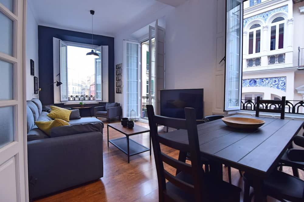 Appartement, 3 chambres, non-fumeurs - Salle de séjour