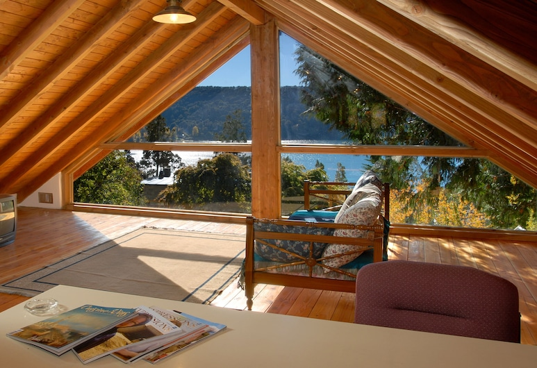 4Bed4.5Bath House Great Lake Views HV3, San Carlos de Bariloche, Luxury House, 4 Bedrooms, Lake View, View from room