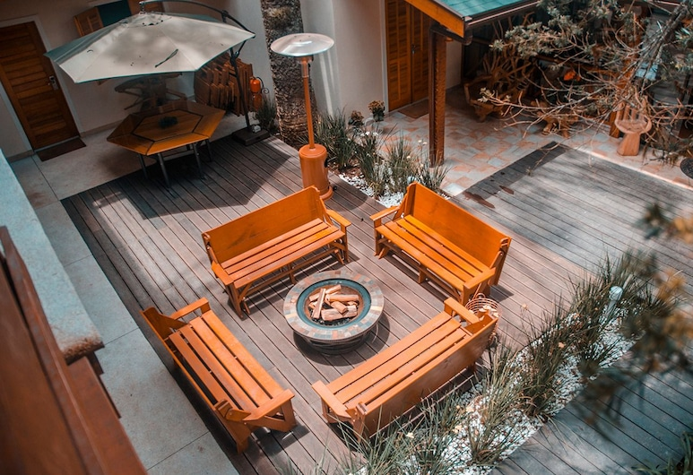 La Brume Lodges, Campos do Jordao, Terrace/Patio