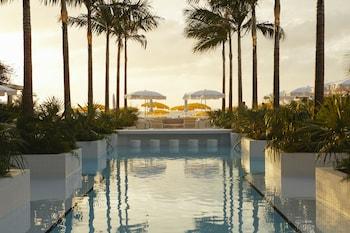 七哩海灘海灘套房飯店的相片