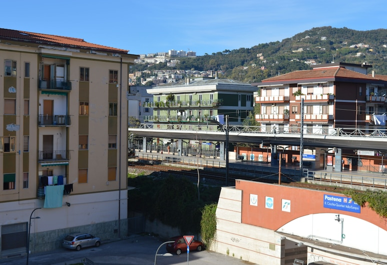 B&B Olympo, Salerno