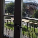 Family Stüdyo Süit, Park Manzaralı - Balkon
