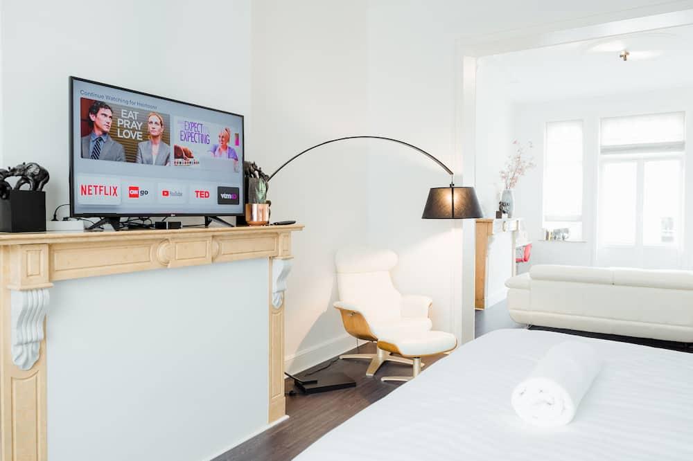 Studiosuite, 1King-Bett, Nichtraucher - Wohnzimmer