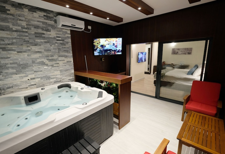 Tantur Hills Hotel, Jérusalem, Club Suite  Bedroom, Chambre
