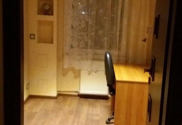 Acogedor apartamento de 73m2, ideal para COP24 Katowice., Chorzow, Habitación