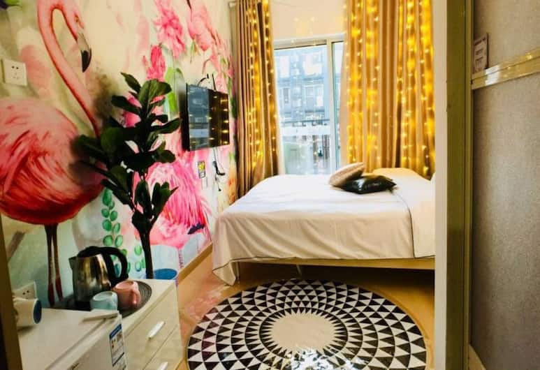 Guangzhou Forever 19 Apartment, Guangzhou, Elite Double Room(Chinese Domestic Guests Only), Room