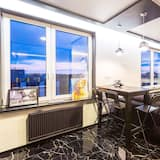Apartmán typu Business, dvojlůžko a rozkládací pohovka, nekuřácký - Pokoj