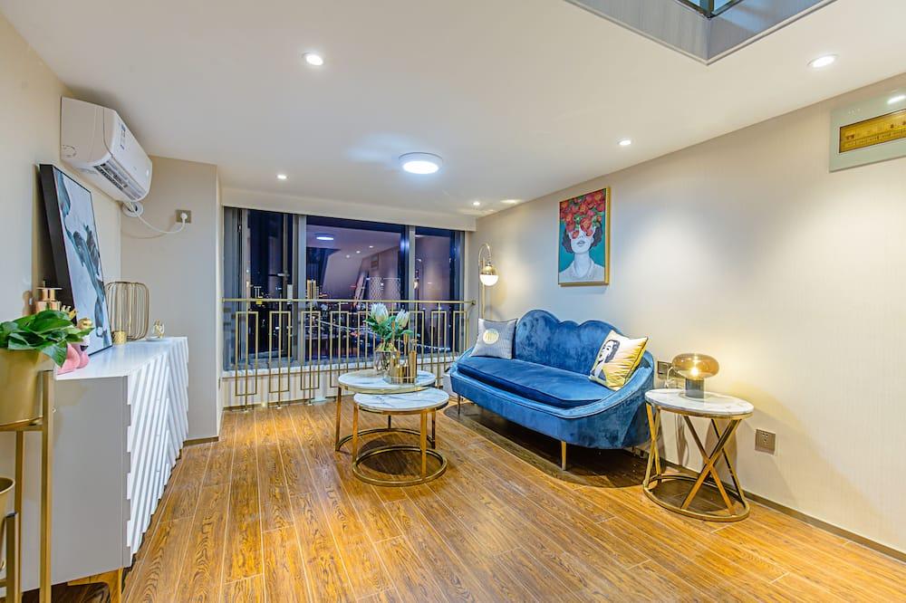 Loft Deluxe - Salle de séjour