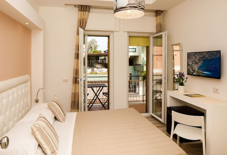 Sorrento Comfort Rooms, Sorrent, Comfort-Doppel- oder -Zweibettzimmer, Balkon, Zimmer