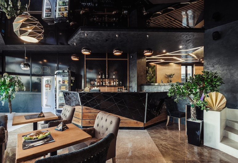 OPU Boutique Hotel, Varna, Hotel Bar