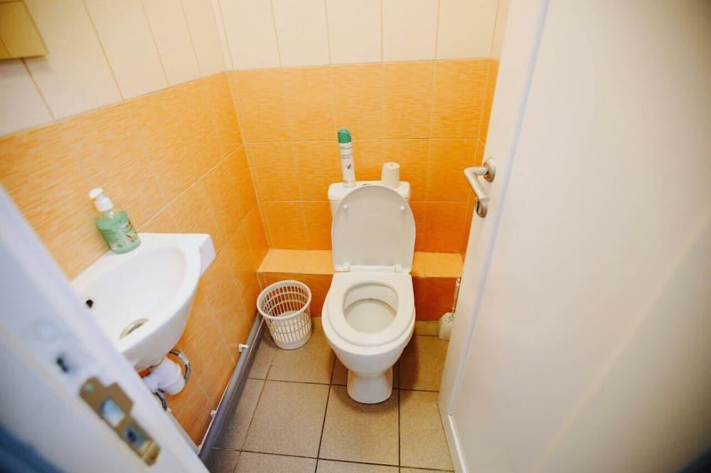 Koplietojuma guļamzāle, tikai sievietēm (Bed in 8-Bed Dormitory) - Vannasistaba