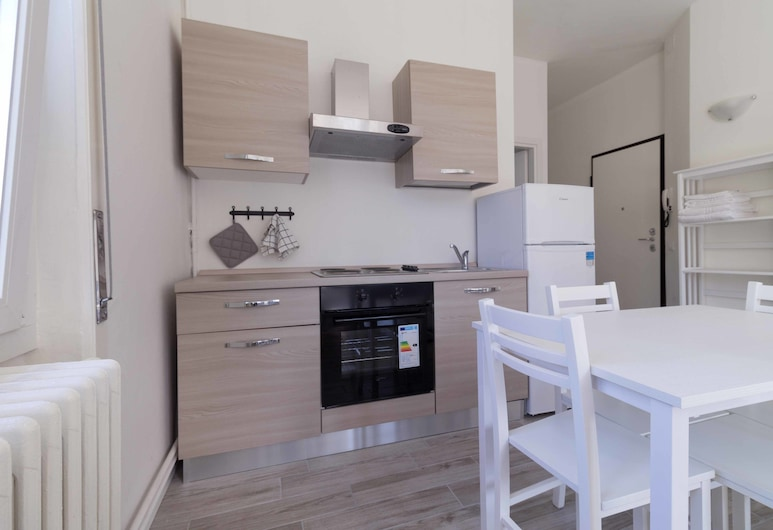 Le Casette di Elie, Lecco, Apartmán, 1 ložnice, Soukromá kuchyně